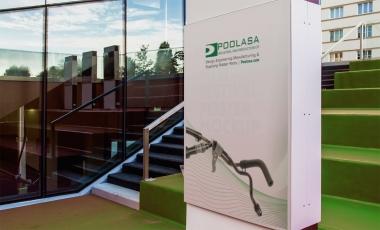 شرکت پولاسا - لایت باکس های نمایشگاهی