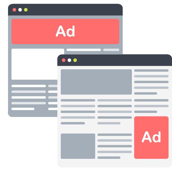 تبلیغات تحت وب