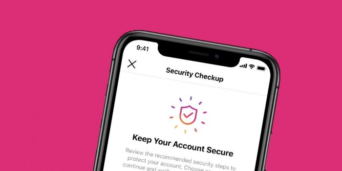 قابلیت Security Checkup ، ارتقای امنیت اکانت اینستاگرام